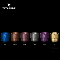 Drip Tip 810 Leto Titanide