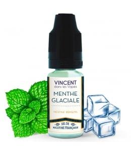 E liquide Menthe Glaciale Sels de nicotine VDLV | Sel de Nicotine
