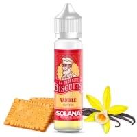 E liquide Vanille Suprême La Fabrique à Biscuits 50ml