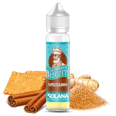 E liquide Spéculoos La Fabrique à Biscuits 50ml