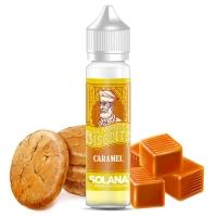E liquide Caramel La Fabrique à Biscuits 50ml