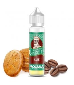 E liquide Café La Fabrique à Biscuits 50ml