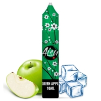 Green Apple Sels de nicotine Aisu