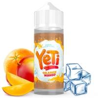 E liquide Orange Mango Yeti 100ml