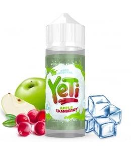 E liquide Apple Cranberry Yeti 100ml