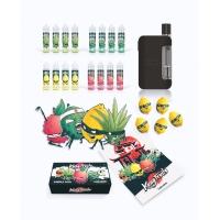 E liquide Pack Kung Fruits