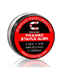 Résistance Pack 2 Handcrafted Framed Staple Alien Coilology