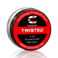 Pack 10 Twisted Coilology