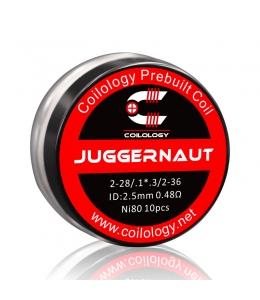 Pack 10 Juggernaut Coilology