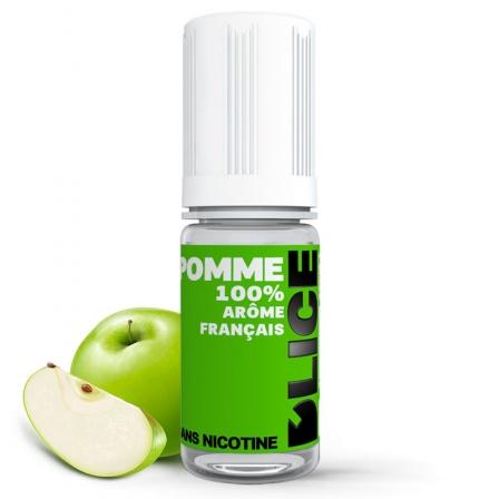 E liquide Pomme D'LICE   Pomme Verte