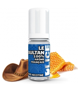 E liquide Le Sultan D'LICE | Tabac blond Miel