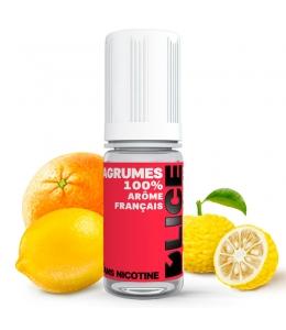 E liquide Agrumes D'LICE | Orange Citron Yuzu