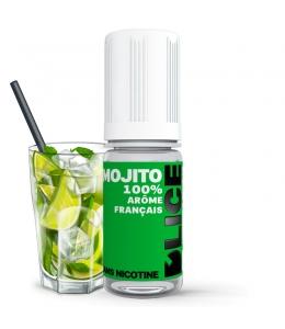 E liquide Mojito D'LICE | Rhum Menthe Citron vert