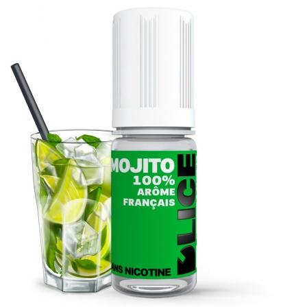 E liquide Mojito D'LICE   Rhum Menthe Citron vert