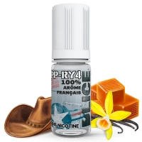 E liquide PP-RY4 D'Lice   Tabac Vanille Caramel