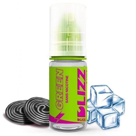 E liquide Green Dlizz D'LICE | Réglisse Frais
