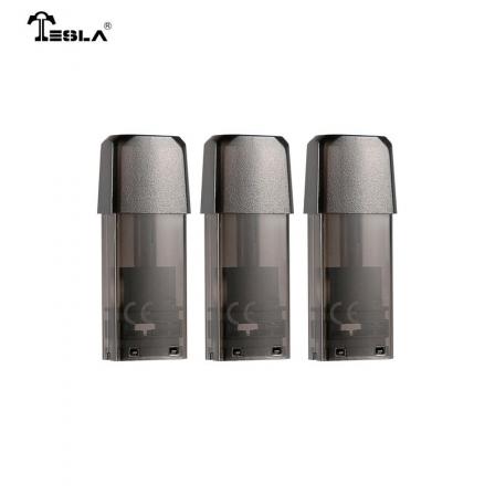 Cartouches Punk 1.2 ml Tesla (X3) | POD Punk