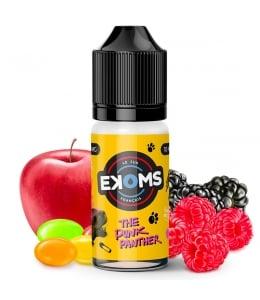 E liquide The Punk Panther Ekoms   Bonbon Pomme Framboise Mûre