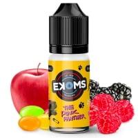 E liquide The Punk Panther Ekoms | Bonbon Pomme Framboise Mûre