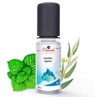 Menthe Alpine Sensation Le French Liquide