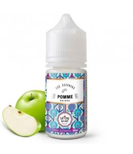 Concentré Pomme Shisha Le Coq Qui Vape Arome DIY