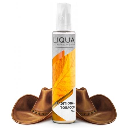 E liquide Traditional LIQUA 50ml