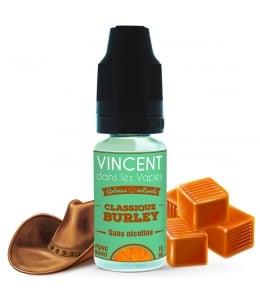 E liquide Classique Burley Nv VDLV  | Tabac blond Caramel