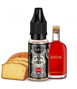 E liquide Baba au Rhum Dessert Curieux | Gâteau Rhum
