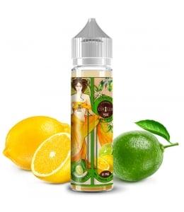 E liquide Citron Limette 1900 Curieux 50ml