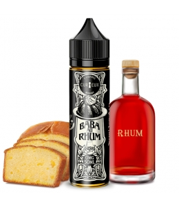 E liquide Baba au Rhum Dessert Curieux 50ml
