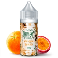 Concentré Valencia Orange & Passion Fruit OhmBoy