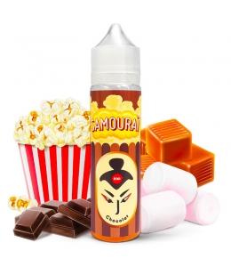 E liquide Samouraï Chocolat Le Coq Qui Vape 50ml
