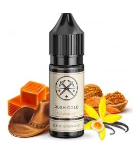 E liquide Rush Gold Flavor Hit | Tabac blond  Vanille Caramel Fruits à coque