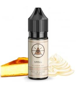 E liquide Secret Spell Flavor Hit | Flan de queso Crème