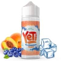 E liquide Blueberry Peach Yeti 100ml