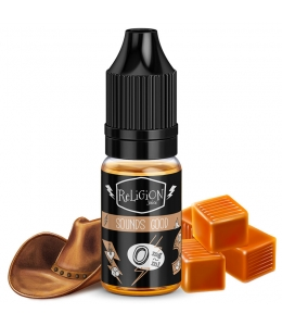 E liquide Sounds Good Religion Juice | Tabac blond Caramel