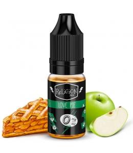 E liquide Love Pie Religion Juice | Tarte Pomme