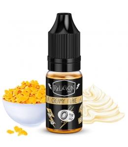 E liquide Creamy Flake Religion Juice | Céréales Crème