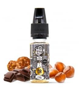 E liquide Or Alchimiste Curieux | Praline Noisettes Cacao