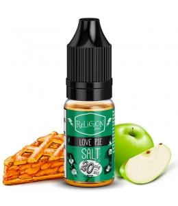 E liquide Love Pie Salt Religion Juice | Sel de Nicotine
