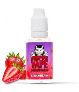 Concentré Strawberry Vampire Vape Arome DIY