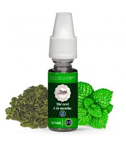 E liquide Thé vert menthe Tasty Collection | Thé vert Menthe