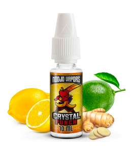 E liquide Crystal Punch Modjo Vapors   Citron jaune Citron vert Gingembre
