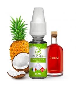 E liquide Pina Colada Rhum LiquidArom | Ananas Noix de coco Rhum