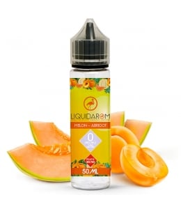 E liquide Melon Abricot LiquidArom 50ml