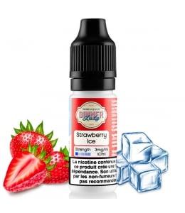 E liquide Strawberry Ice Dinner Lady | Fraise Frais