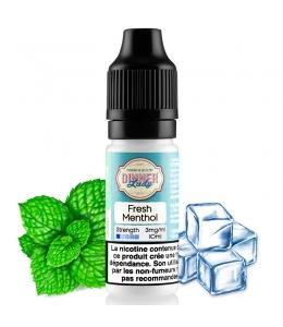 E liquide Fresh Menthol Dinner Lady | Menthol Frais