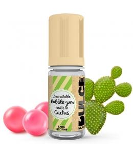 E liquide L'inimitable Bubble-Gum Fruits & Cactus Dulce | Bubble-gum Fruit Cactus