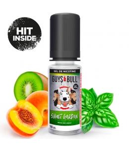 E liquide Sweet Garden Sel de Nicotine Guys & Bull | Sel de Nicotine