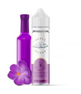 E liquide Sironade Violette Petit Nuage 60ml